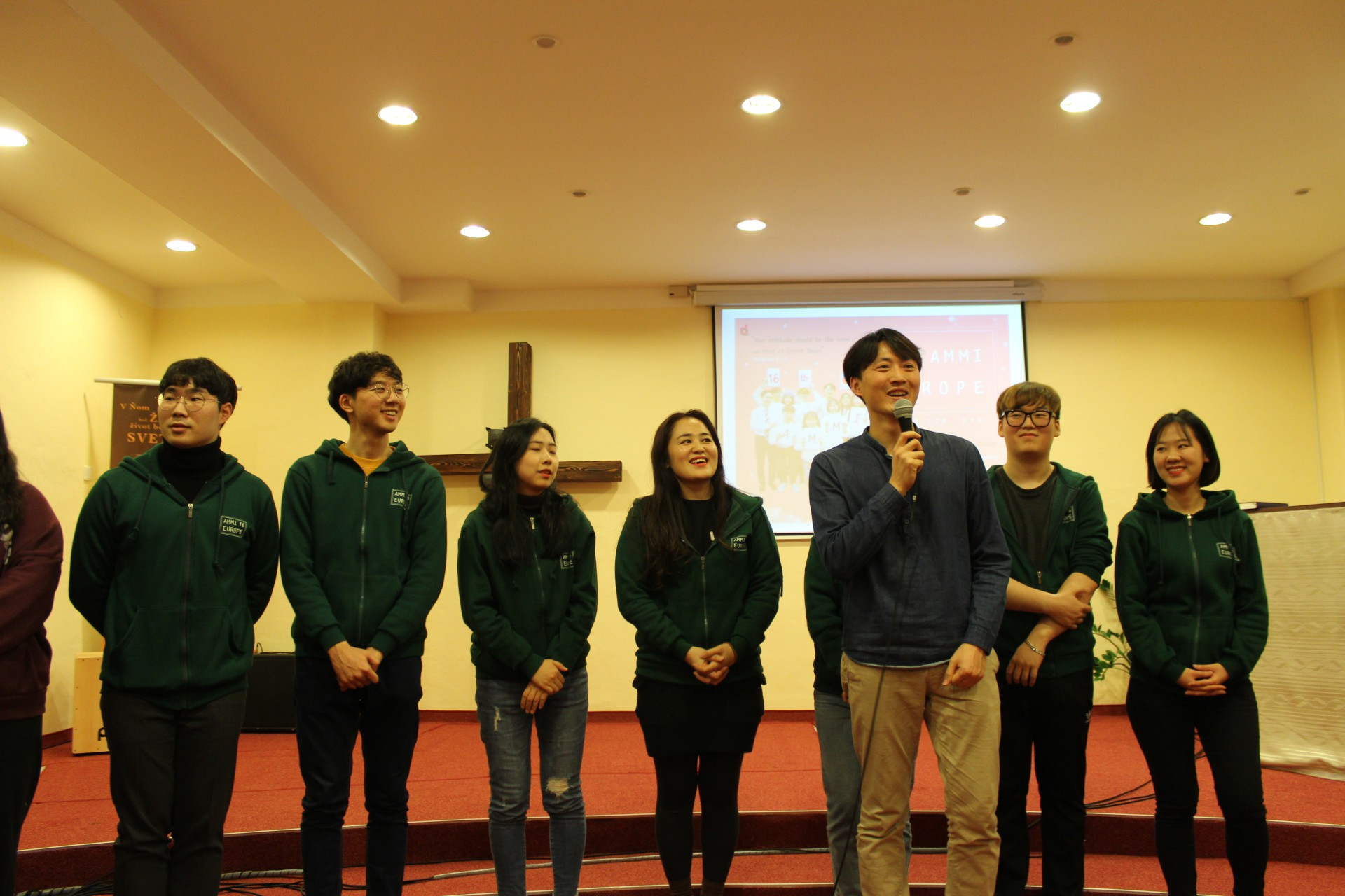 Návšteva z Južnej Kórei – 1. februára 2018